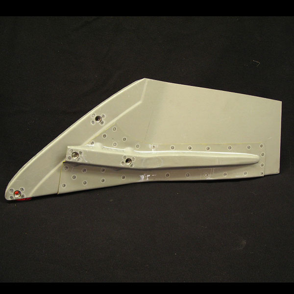Rear Bumper Mount Panels